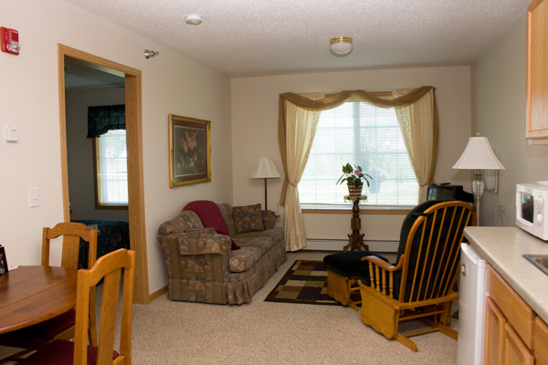 Apartment at Meadow Ponds Assisted Living